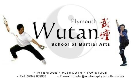 Traditional Chinese Martial Arts - Enter
